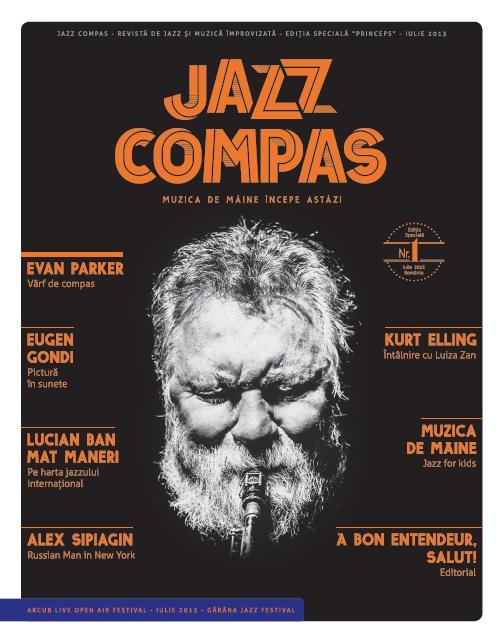 Jazz Compas cover